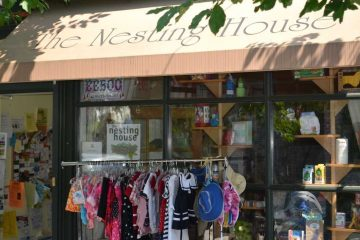 The Nesting House on Carpenter Lane is one spot parenting blogger Jen Bradley recommends families check out on Small Business Saturday. (Michael Buozis/for NewsWorks, file)