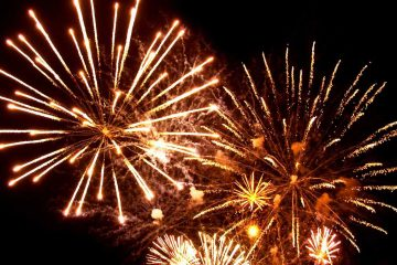 Friday is the Fourth of July, which means a variety of events, some of which will feature fireworks throughout the region. (NewsWorks, file art)