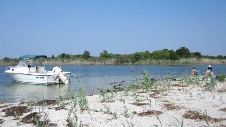 An undated photo of a Barnegat Bay scene. (Image: Jenn Husar)