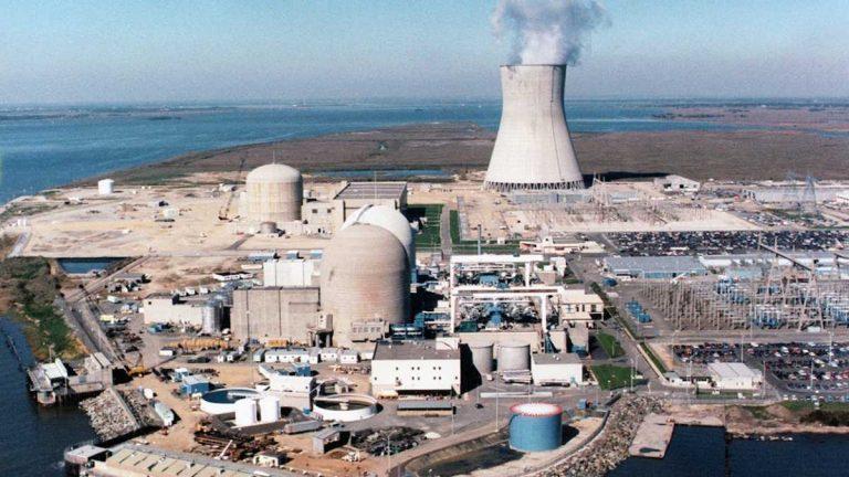 Artificial Island nuclear complex. Source: Areva
