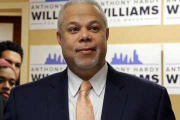 Anthony Williams headed to Germantown's Champagne Cafe on Tuesday night. (Emma Lee/WHYY, file)
