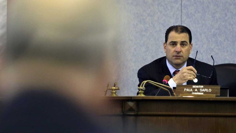 New Jersey Senate Budget Committee Chairman Paul Sarlo, D-Bergen, says county governments need the help the legislation would provide in light of a recent 2 percent limit on municipal tax hikes. (AP file photo)