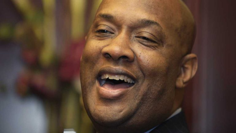 Pennsylvania state Rep. Dwight Evans' campaign for Congress has raised more than $1 million since launching. He faces Republican James Jones in the Nov. 8 election.(Carolyn Kaster/AP Photo)