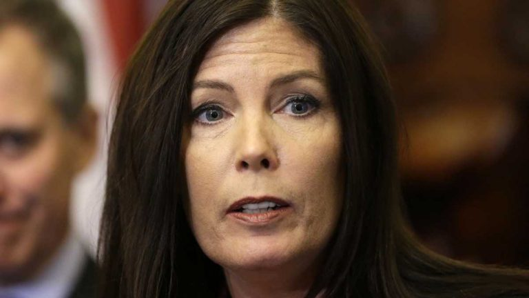 Pennsylvania Attorney General Kathleen Kane (Matt Rourke/AP Photo, file)