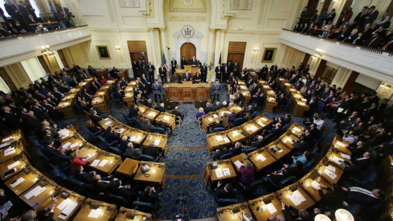 Several bills approved by New Jersey's Legislature did not pass muster with Gov. Chris Christie. Among bills he vetoed was a measure raising the age for buying tobacco products from 19. (AP Photo/Mel Evans)