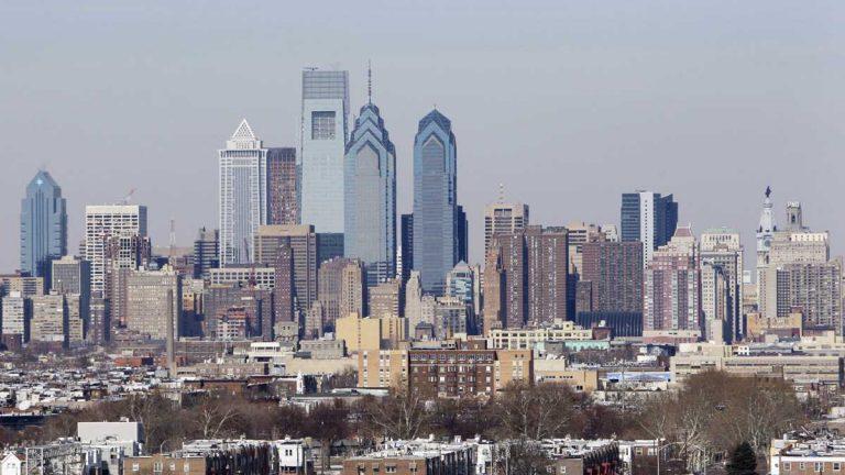 The Philadelphia skyline (Matt Rourke/AP Photo)