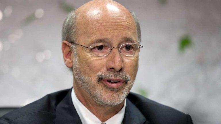 Pennsylvania Gov. Tom Wolf (AP Photo/Matt Rourke)