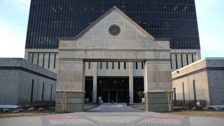 City Hall in Atlantic City, N.J. (Emma Lee/WHYY)