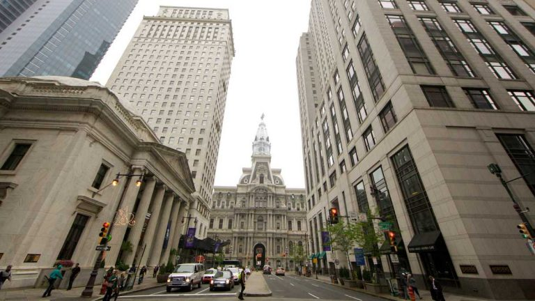 Philadelphia City Hall. (Nathaniel Hamilton/for NewsWorks)