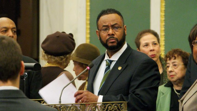 Philadelphia City Councilman Curtis Jones