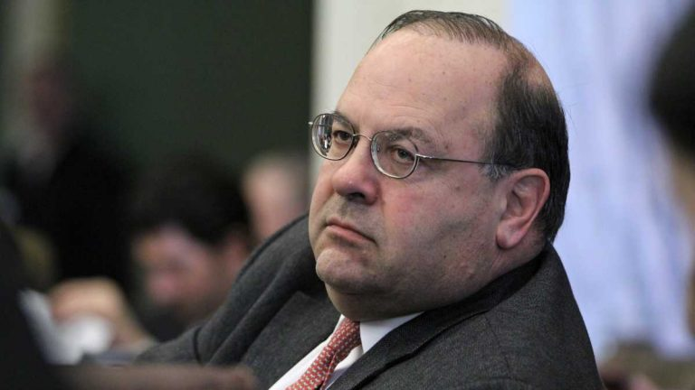 Councilman Allan Domb proposes increasing city worker contributions to shore up Philadelphia's sagging pension funds. (NewsWorks file photo)