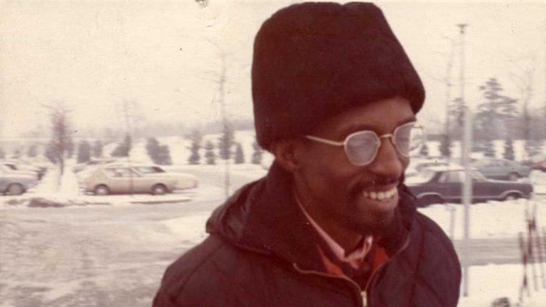 Eastman in Buffalo (Photographer Unknown)