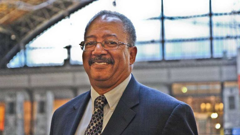 U.S. Rep. Chaka Fattah says he's confident voters will support him next week in the Pennsylvania primary because of his decades of service to the 2nd Congressional District. (NewsWorks file)