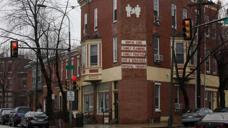 The former clinic of Philadelphia abortion doctor Kermit Gosnell is shown in 2010. (AP file photo)