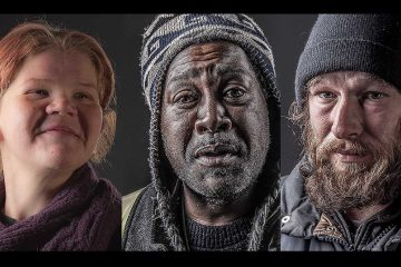Homeless in Philly (Christopher Brown)