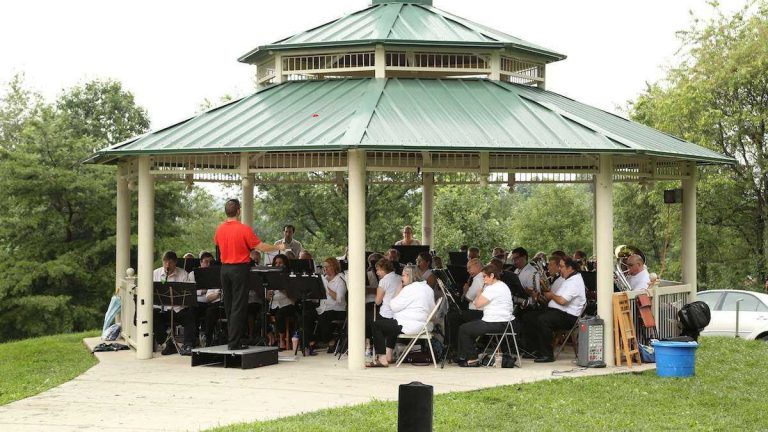 Roxborough's Gorgas Park is one of the public spaces chosen to host performances under the arts initiative. (Natavan Werbock/for NewsWorks, file)