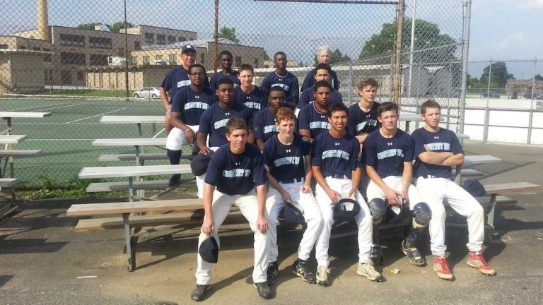 Youths from different schools came together in Chestnut Hill to win the Philadelphia County American Legion League and break a club record. (Photo courtesy of Chestnut Hill Legion)