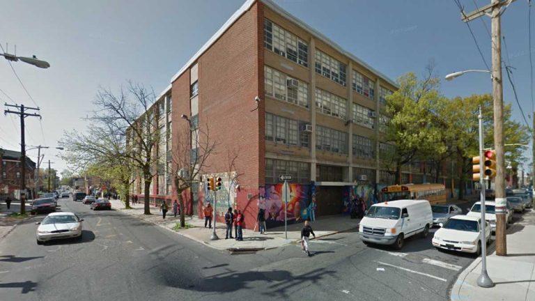 Kenderton Charter School. (Google Maps)