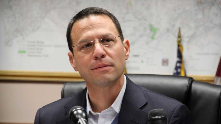 Montgomery County Commissioners Chairman Josh Shapiro has gotten the endorsement of some top Philadelphia Democrats in his quest for the state attorney general's office. (NewsWorks file photo)