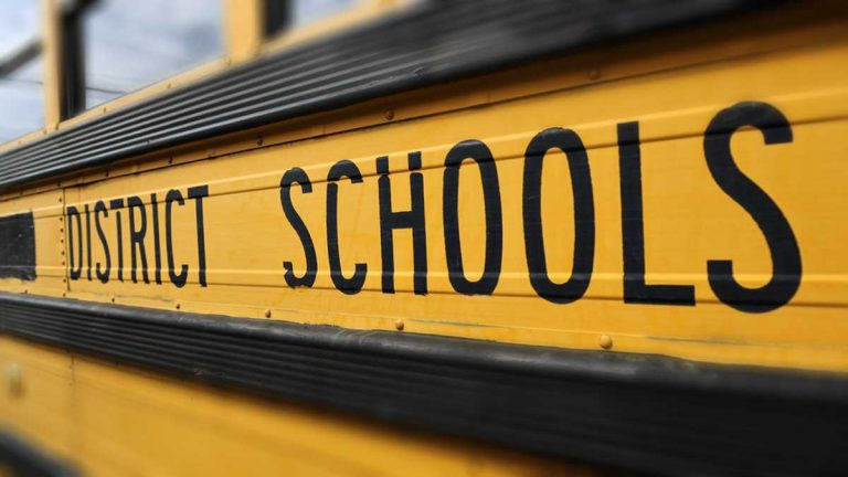 (Yellow school bus via ShutterStock)