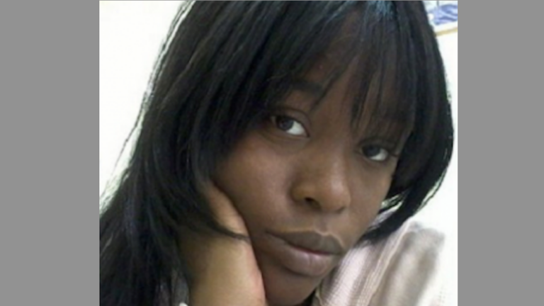 The body of Atiya Perry, 24, was found inside 850 E. Chelten Ave. in Sept. 2012. (NewsWorks file)