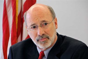 About a dozen House Democrats say Pennsylvania Gov. Tom Wolf is interfering with their constituent services in an effort to punish them for voting with Republicans last month to end the budget impasse. (AP file photo)