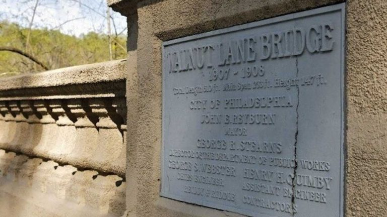 The Walnut Lane Bridge is slated to close for six months in 2015. (Bas Slabbers/for NewsWorks, file)