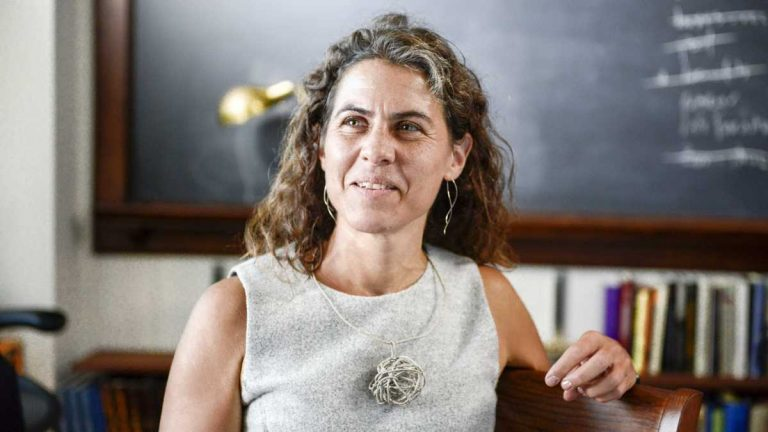 Princeton University professor Marina Rustow is a social historian of the medieval Middle East