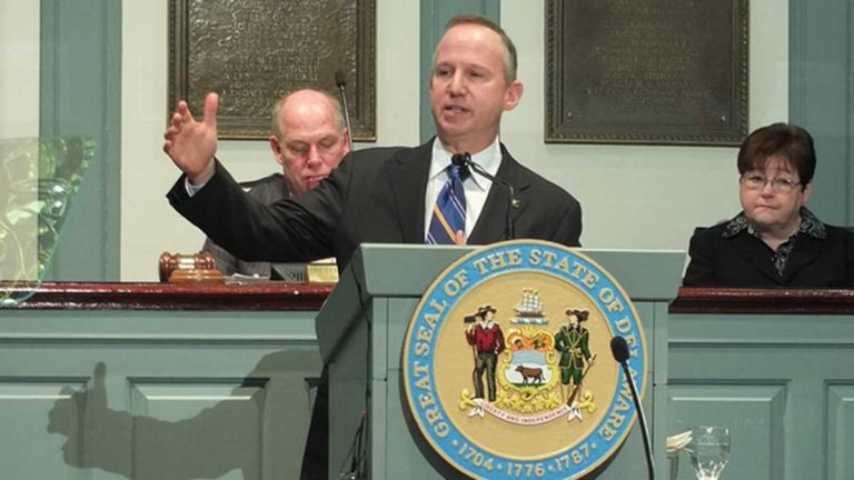 Delaware Gov. Jack Markell (NewsWorks file photo)