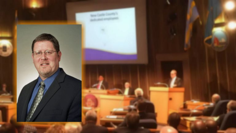 Ken Woods will join New Castle County Council after winning a special election to replace Joe Reda who died. (File/WHYY)