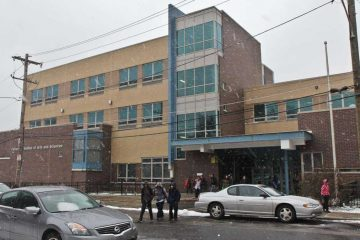 About 20 percent of students at Feltonville School of Arts and Sciences opted out of standardized testing. (Kimberly Paynter/WHYY)