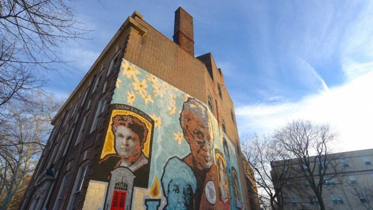 The century-old YWCA in Germantown may get new life thanks to roughly $4 million in city funding. (Bas Slabbers/for NewsWorks)