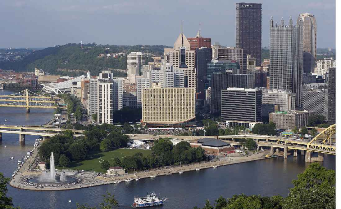 Back from Pittsburgh — Ready to rumble - WHYY