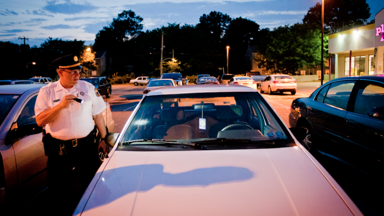 Automobile break-ins have long been a scourge of residents and police across Northwest Philadelphia. (Brad Larrison/for NewsWorks)