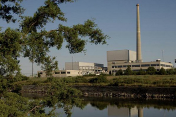 Oyster Creek Generating Station in Forked River. (Exelon Corporation)