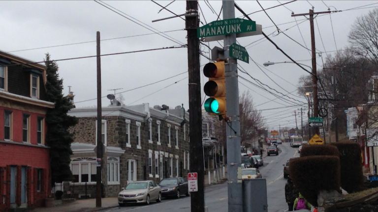 The Pennsylvania Department of Transportation announced on Tuesday that Ridge Avenue between 33rd Street and Northwestern Avenue will be resurfaced beginning April 1. (Brian Hickey/WHYY, file)