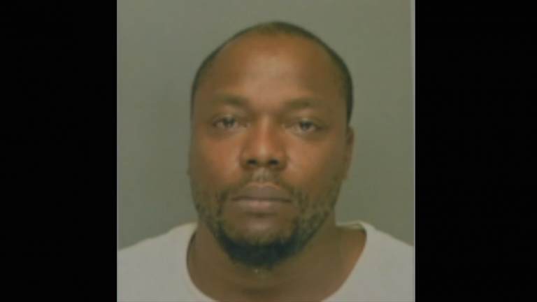 Leroy Wilson, who allegedly killed Holmes, is scheduled to appear in court Wednesday for his preliminary hearing. (Courtesy of Philadelphia Police)