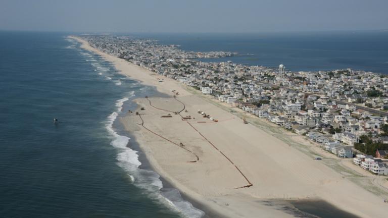 Long Beach Island. (Image: U.S. Army Corp of Engineers)
