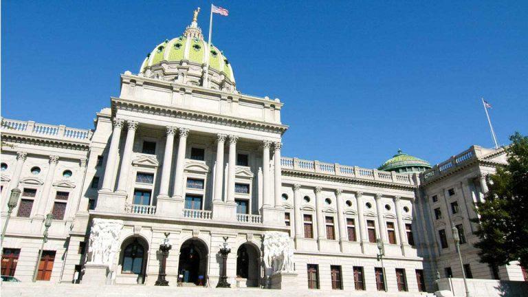 Pennsylvania Capitol in Harrisburg (ShutterStock)