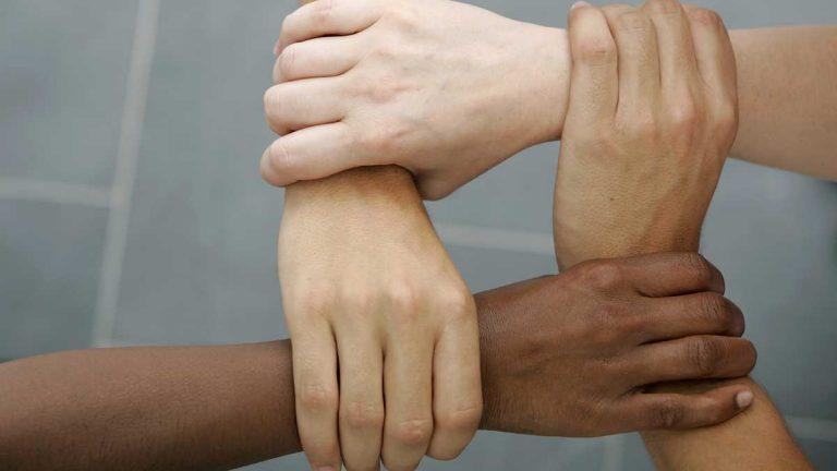 (<a href='http://www.shutterstock.com/pic-56114470/stock-photo-international-teamwork.html'>Multi-racial hands</a> image courtesy of Shutterstock.com)