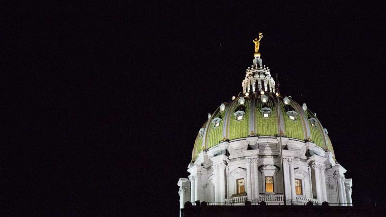 Pennsylvania lawmakers cannot agree how to pay for a budget they already approved. (Lindsay Lazarski/WHYY)