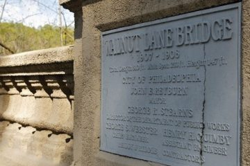 The Walnut Lane Bridge project is now slated to start up in April or May 2015. (Bas Slabbers/for NewsWorks, file)