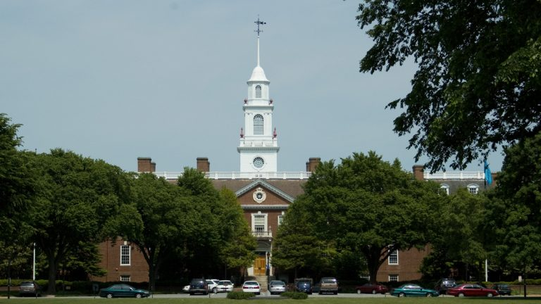 Legislative Hall, Dover(File/NewsWorks)