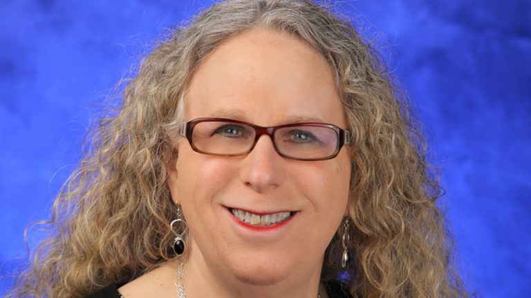 Pennsylvania Physician General, Rachel Levine (Image via Penn State)
