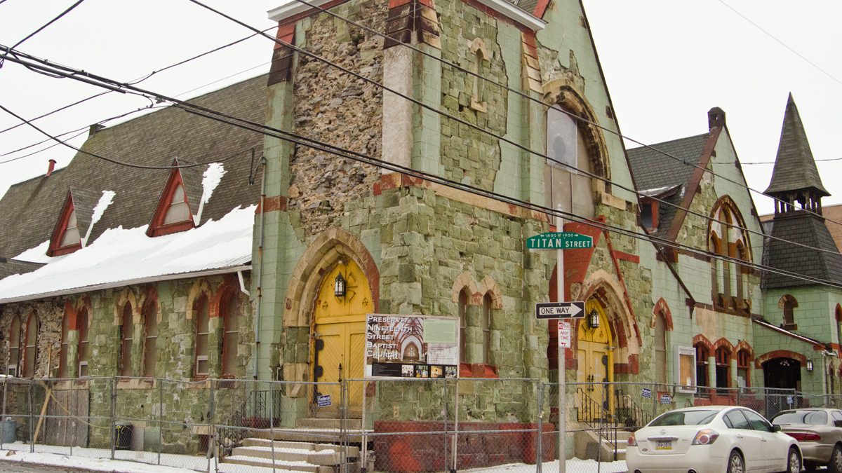 City denies demolition for Frank Furness' Point Breeze church