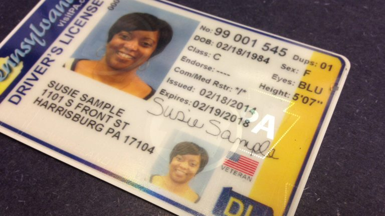 pa state drivers license expired