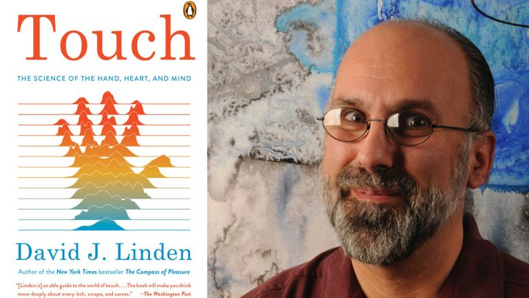 Touch author David Linden. (Courtesy of David Linden)