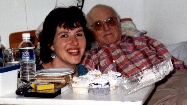 Lisa Meritz and Morry Cohen (Image courtesy of Lisa Meritz)