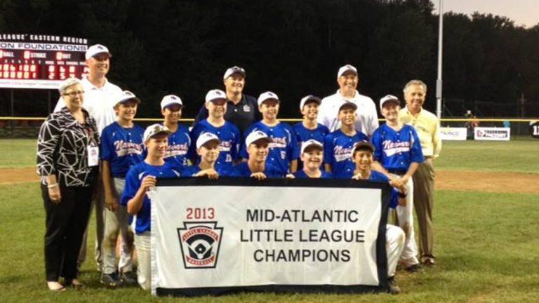 (Photo courtesy Newark National Little League)