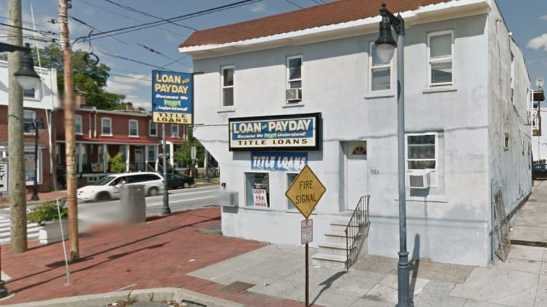 A Wilmington branch of the Loan Till Payday company. (image via Google Maps)